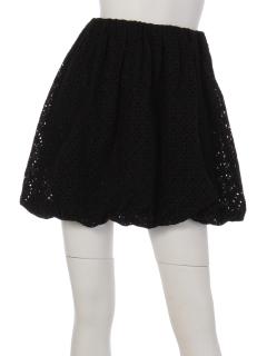 ギャザーバルーンスカート