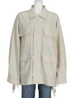 オソロミリタリーシャツジャケット