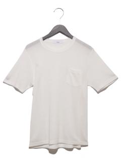 TCワッフルポケTシャツ