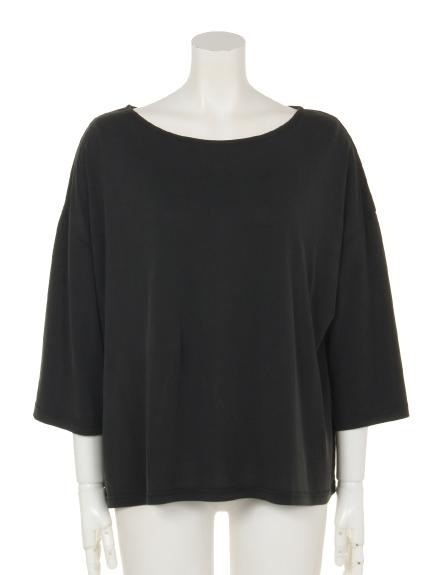 DouDou (ドゥドゥ) Tシャツ ブラック