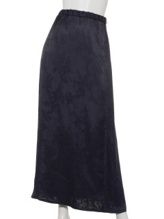 ジャガード織リフレアスカート