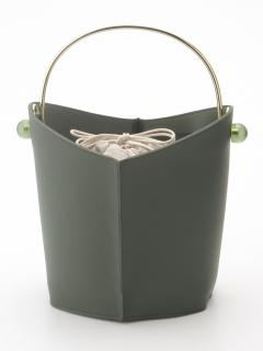 リーフ型バッグ
