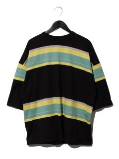 オリジナルマルチボーダーBIGTシャツ