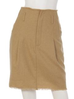・フリンジタイトスカート