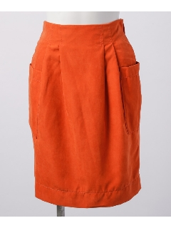 ポケットタックタイトスカート