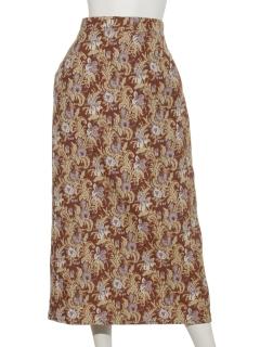 ゴブランロングスカート