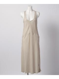 CP.S/ベロアノースリーブドレス