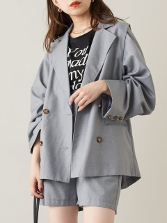 2way袖取リ外シジャケット