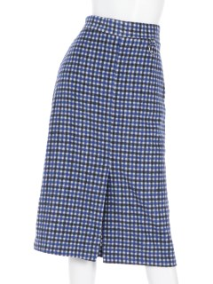 リングスリットタイトスカート