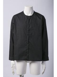 【GIGGER】ノーカラーシャツ