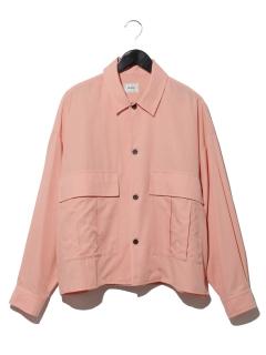 ・ビッグポケットシャツ