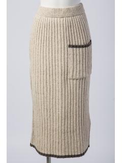 ファンシーワイドリフスカート