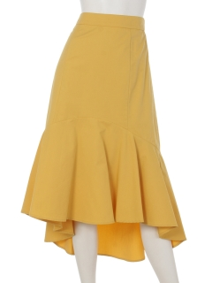 マーメードラインスカート