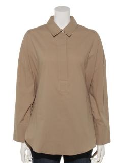 サイドリボンBIGシャツ