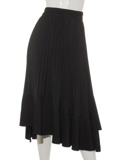 イレギュラープリーツスカート