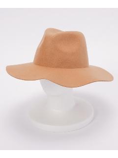 9cmつば広HAT