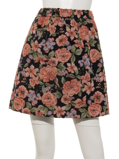ゴブラン台形スカート