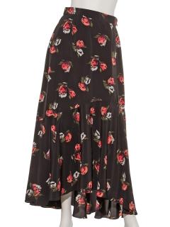 ロングテールスカート