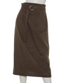 ライトビーバーハイウエストスカート