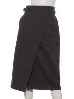 アジャストベルトカーゴタイトスカート