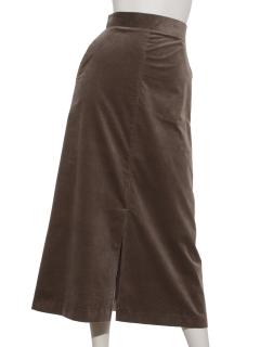 細コールAラインスカート