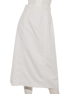 NyタスランはぎAラインロングスカート