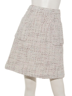 Haポケ付き台形スカート