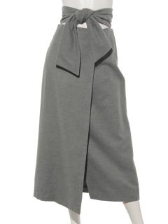 ミモレラップスカート