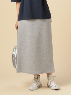 セミタイトマキシスカート
