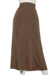 ガンクラブロングスカート