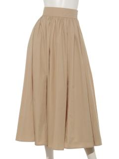 ボリュームマキシスカート