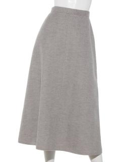 ウーレットフレアスカート