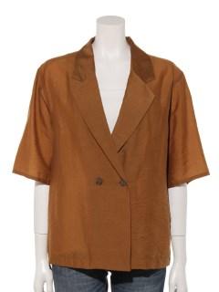 五分袖ジャケット