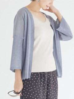 レビータカノコ編みトッパー