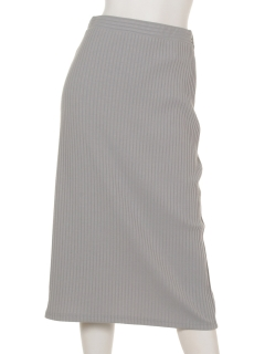 テレコタイトスカート