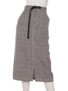 C-ベイカーロングタイトスカート