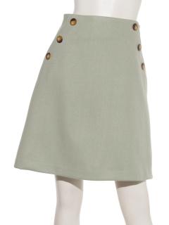 メルトンミニタイトスカート