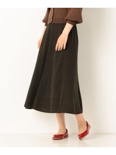 キカガク柄マーメイドスカート
