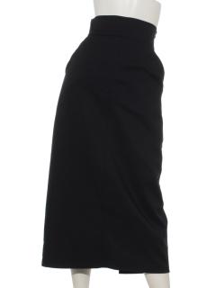 ワイドベルトマキシスカート