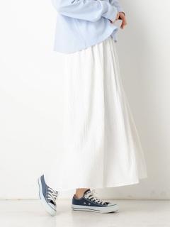 ドビーギャザースカート