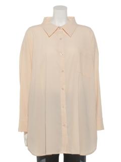 楊柳ビッグシャツ