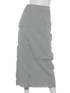 アウトメローパネル切替スカート