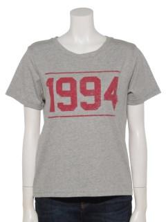 a-ナンバリングプリントTシャツ