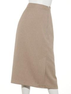 【Cheek】a-DERALINENサイドZIPタイトスカート