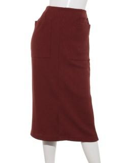 ワッフル前ポケタイトスカート
