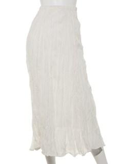 インド綿レースハギスカート