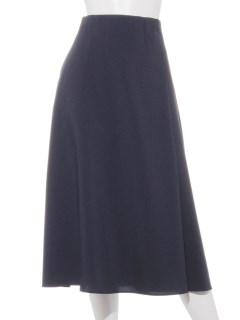トロラップフレアースカート