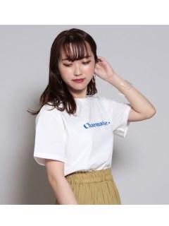 charmanteプリントTシャツ