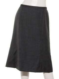 ピンチェックタイトスカート