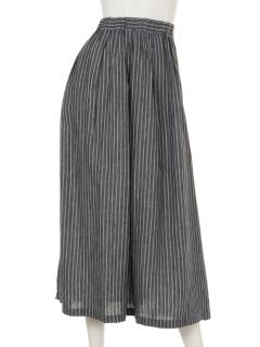 【HONEY CHURCH】ストライプロングスカート